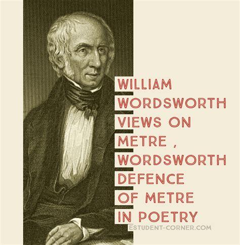 Wordsworth Poems