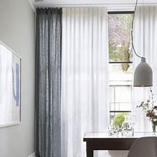 gardinen schienensystem gardinenschienen vorhangschienen verschiedene designs