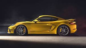 2020 Porsche 718 Spawns Cayman GT4 And Boxster Spyder With