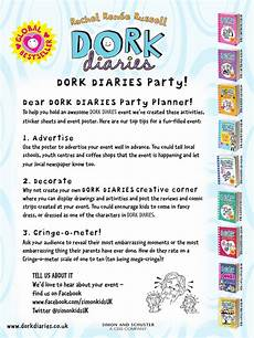 page formats for dorks dork diaries activity pack leisure