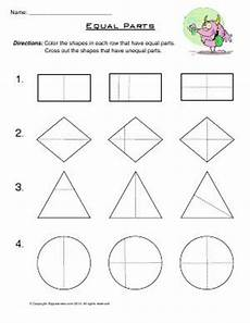 fractions first grade math worksheets biglearners