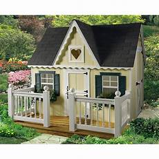 veranda kit suncast 174 8x6 playhouse with front porch and