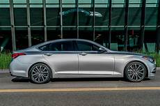2017 Genesis G80 Is 2 650 More Expensive Than Hyundai