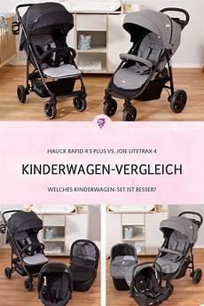 kinderwagen vergleich hauck vs joie kinderwagen f 252 r