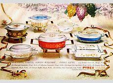 Pyrex Vintage Patterns