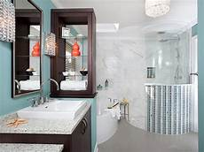 ideas for decorating bathrooms bathroom decorating tips ideas pictures from hgtv hgtv