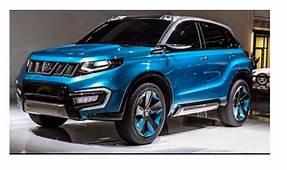2018 Suzuki Grand Vitara Concept And Review  Stuff To Buy