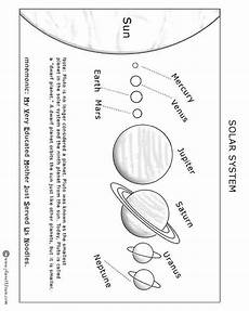 planet earth worksheets for kindergarten 14458 solar system solar system for solar system worksheets free printable worksheets