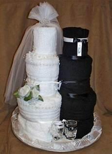 diy towel cake search wedding towel cakes