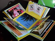 Originelle Fotogeschenke Selber Basteln - photo explosion box 183 how to fold an origami box