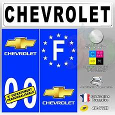 stickers plaque immatriculation moto stickers plaque d immatriculation quot chevrolet quot auto moto ebay