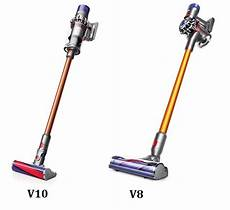 dyson v10 vs v8 we compare their top cordless vacuums