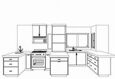 Kitchen Design Drawings by How To Select Kitchen Layouts Designwalls