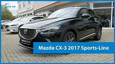 Mazda Cx 3 2017 Sports Line Design Highlights 4k Uhd