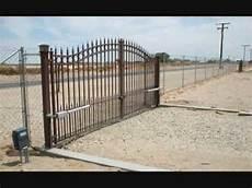 swing gate dual swing gate openers