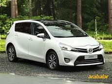 2013 Toyota Verso 1 6 Comfort Teknik 214 Zellikleri Ve