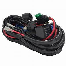 lite battery wire harness per elite pro led light wiring harness kits for car and motocycle 2 lead