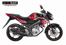 Striping Vixion 2013 by Modif Striping New Vixion Merah Lighting Style
