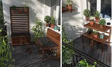 Schmale Balkone Gestalten