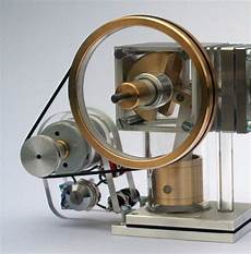 stirlingmotor selber bauen motor generator unit for gt03 to generate electrical energy