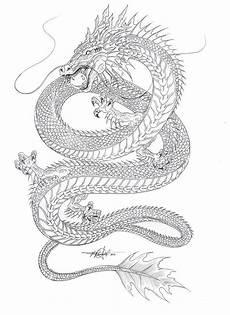 32 japanische drachen zeichnen besten bilder