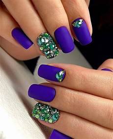 50 gorgeous purple nail ideas and designs to inspire you