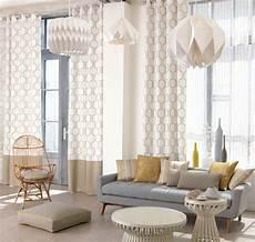 déco rideaux salon design collection stockholm influences scandinaves design