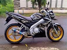 Vixion Modif Standar by Beragam Tips Sepeda Motor Terhangat Yamaha Vixion