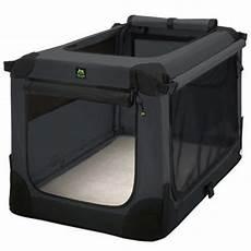 hundebox faltbar transportbox faltbar inklusive polster haustier