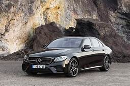 2017 Mercedes AMG E43 First Look