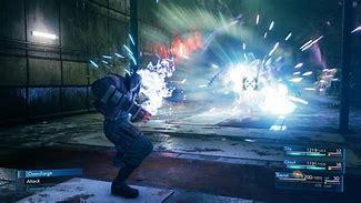 Image result for FF7 Combat