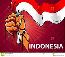 Spirit Malvorlagen Indonesia Spirit Of Indonesia Stock Vector Illustration Of Knead