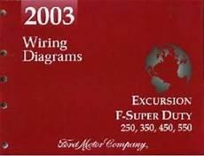 2003 Ford Excursion F250 F350 F450 F550 F Duty
