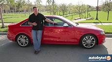 2012 audi s4 test sports car review youtube