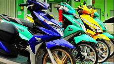 Modifikasi Beat New by Modifikasi Honda Beat New Babylook Lookstyle