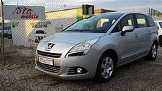 peugeot priest voiture peugeot 5008 1 6 hdi 110 premium pack 7 places occasion diesel 2010 150450 km