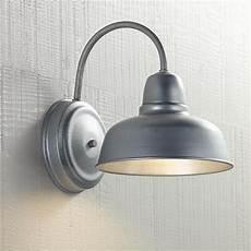 urban barn 11 1 4 quot high galvanized indoor outdoor wall light w4595 lsplus com