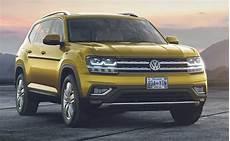 Volkswagen Reveals 7 Seater Suv Atlas Carandbike