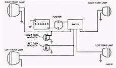 wiring diagram of car signal light automechanic car lights electrical connections