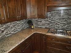 Countertops No Backsplash