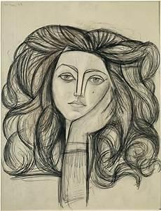 Pablo Picasso Portrait Of Francoise