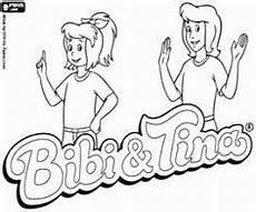 bibi und tina malvorlagen aglhk