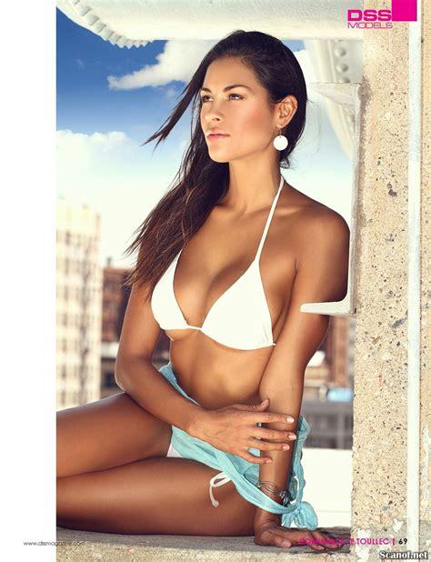 Nadia Almada Topless