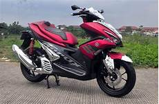 Modifikasi Aerox 2019 by Modifikasi Aerox Minimalis Elegan