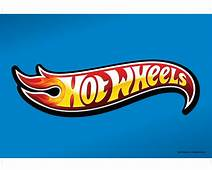 Hot Wheels Logo  Cars Birthday