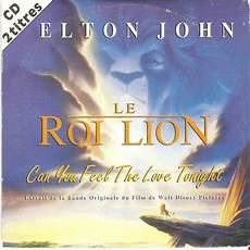 can you feel the love tonight by elton john cds with chomin ref 119075162
