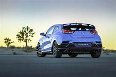 2019 Hyundai Veloster N Introduced Where Else But At The