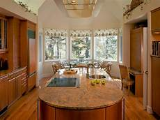 Kitchen Curtains For Bay Windows by Kitchen Bay Window Ideas Pictures Ideas Tips From Hgtv