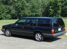 sell used 1991 volvo 740 turbo station wagon no reserve