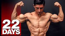 22 days to bigger muscles guaranteed youtube